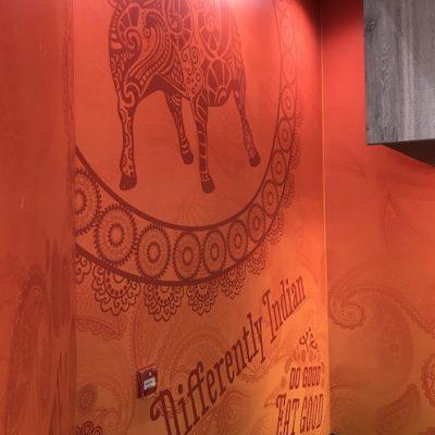 custom wallpaper   bespoke wallpaper   wall mural Wrapchic   Principle Signs & Graphics