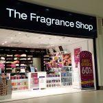 the fragrance shop signage . shop sign