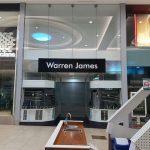 Warren James | Principle Signs & Graphics