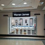 Warren James Signage | Principle Signs & Graphics