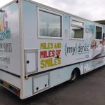 vehicle graphics My Dentist - Vehicle Wrapping | Principle Signs & Graphics
