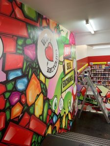 custom wallpaper . wall mural