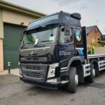truck wrapping vehicle wrap chorley